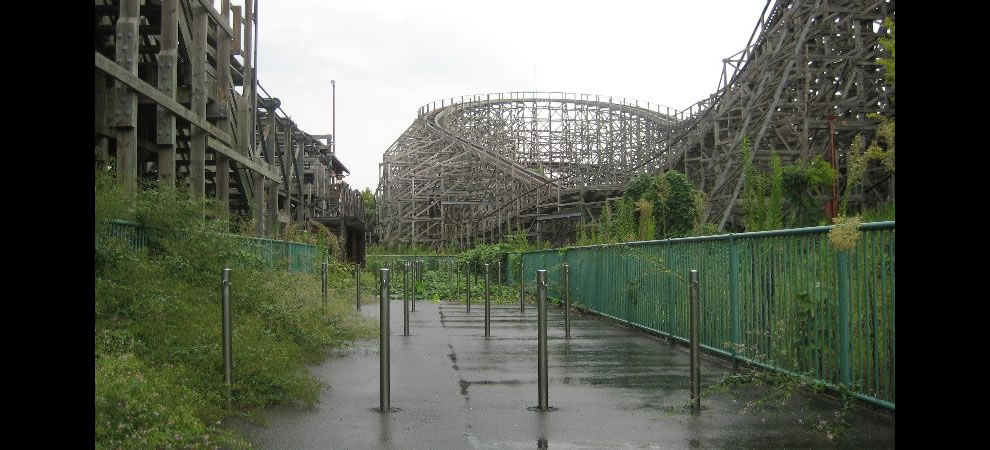 2008 no waiting in lines for Aska -- Nara Dreamland