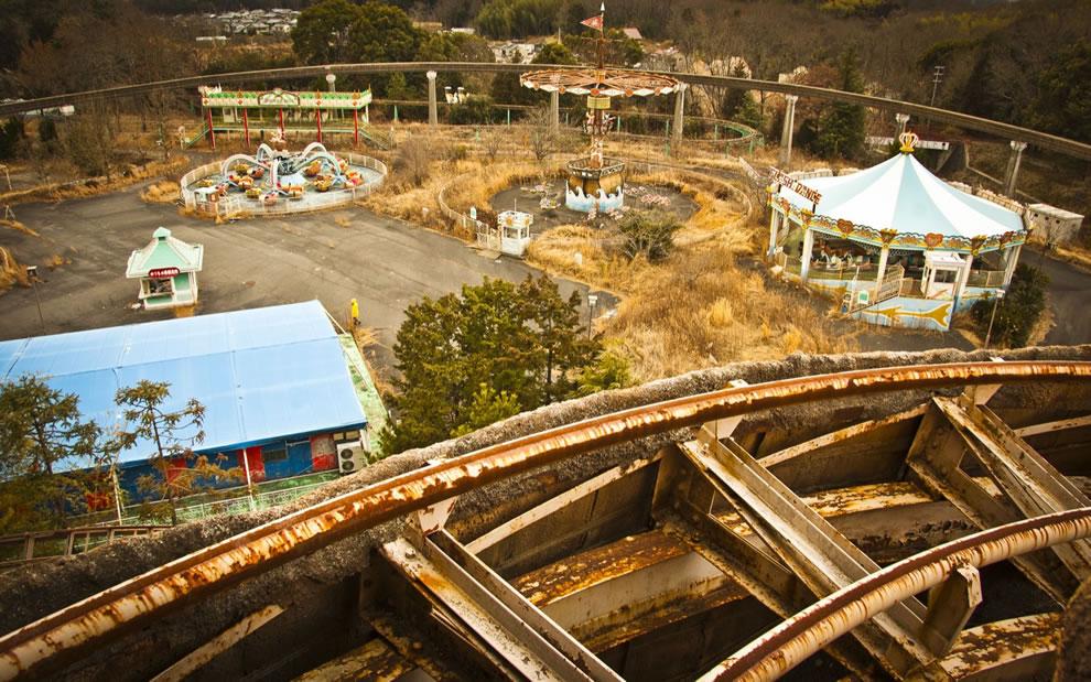 Dreamland Abandoned Park 03.03.2011