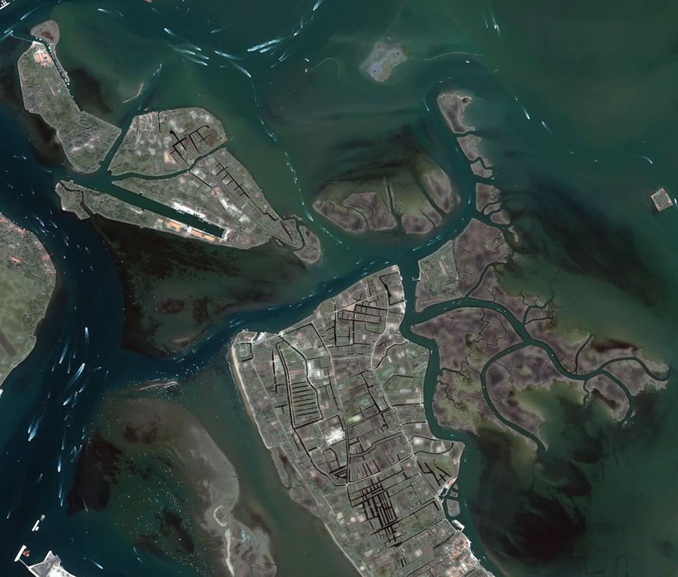 IKONOS Venice