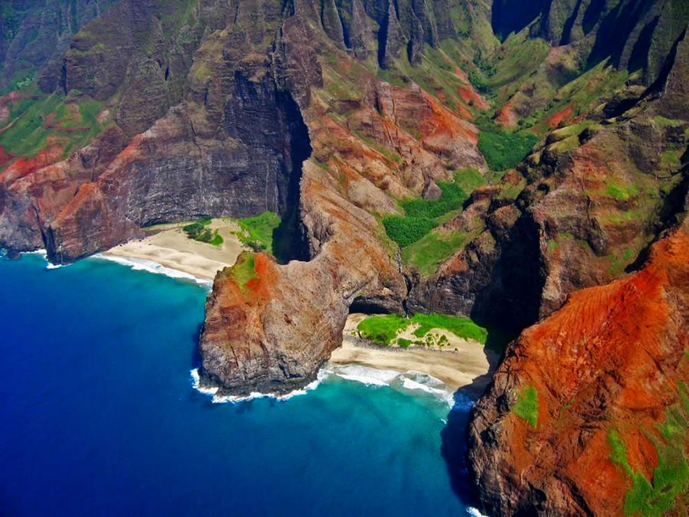 Na Pali Coast State Park Where Is It Tourism Places