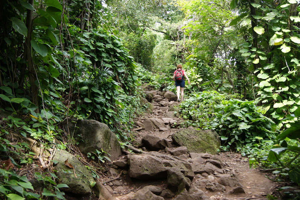 The Kalalau Trail