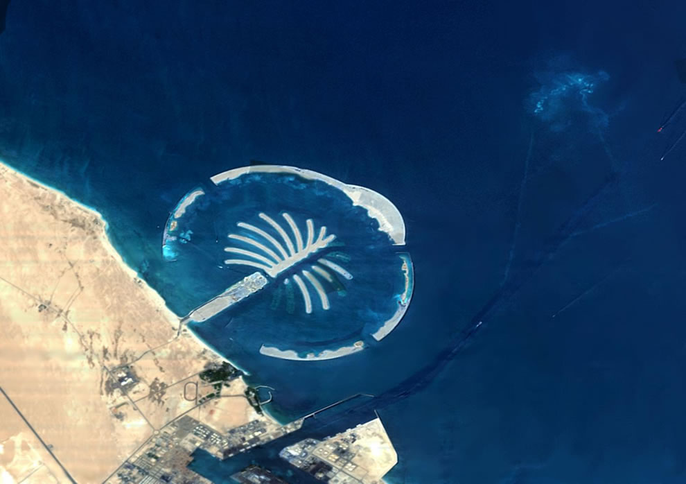 The Second Palm Island, Dubai