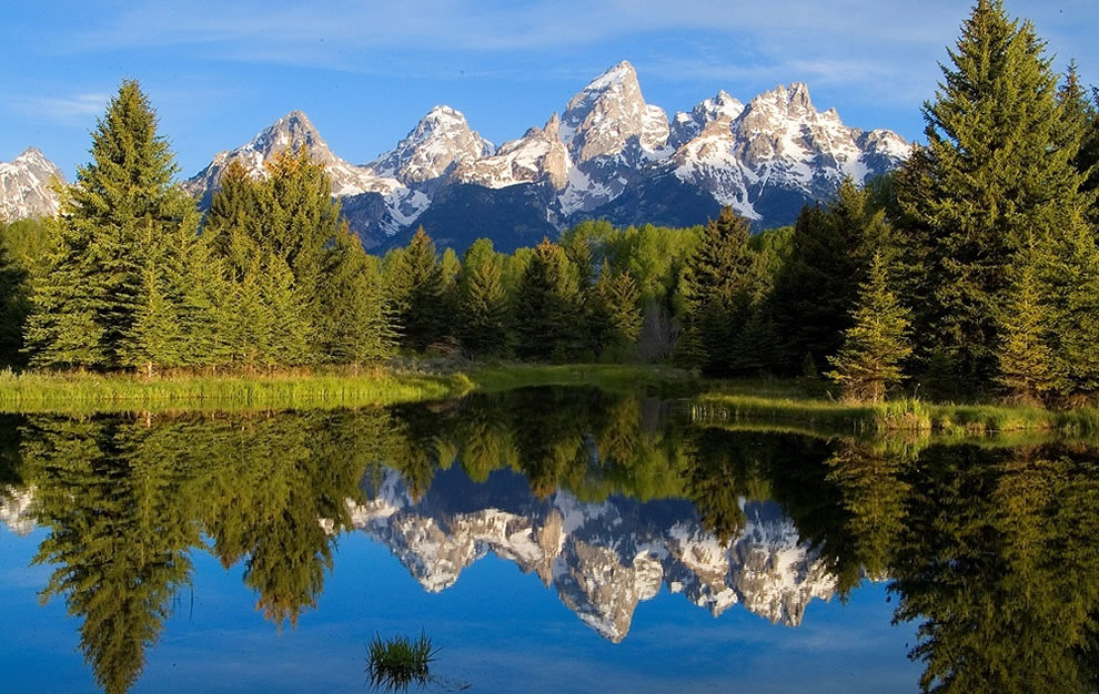 Gorgeous Grand Teton National Park, Wyoming