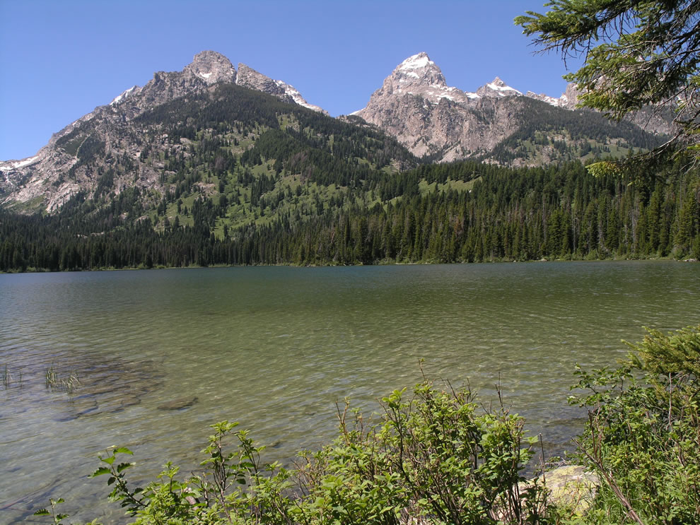 Taggert Lake, Grand Teton National Park