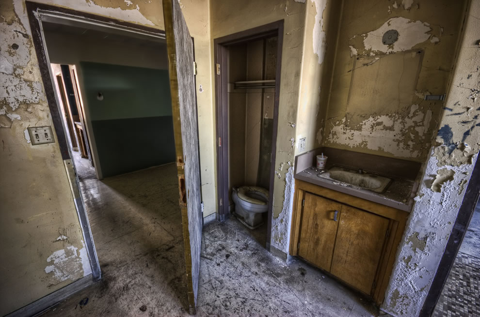 Creepy Abandoned Haunted Hospital Soon To House Senior