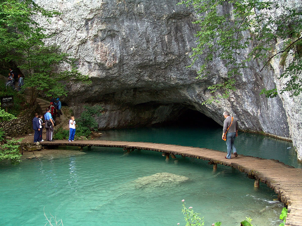 UNESCO World Heritage Site -- Plitvice Lakes National Park