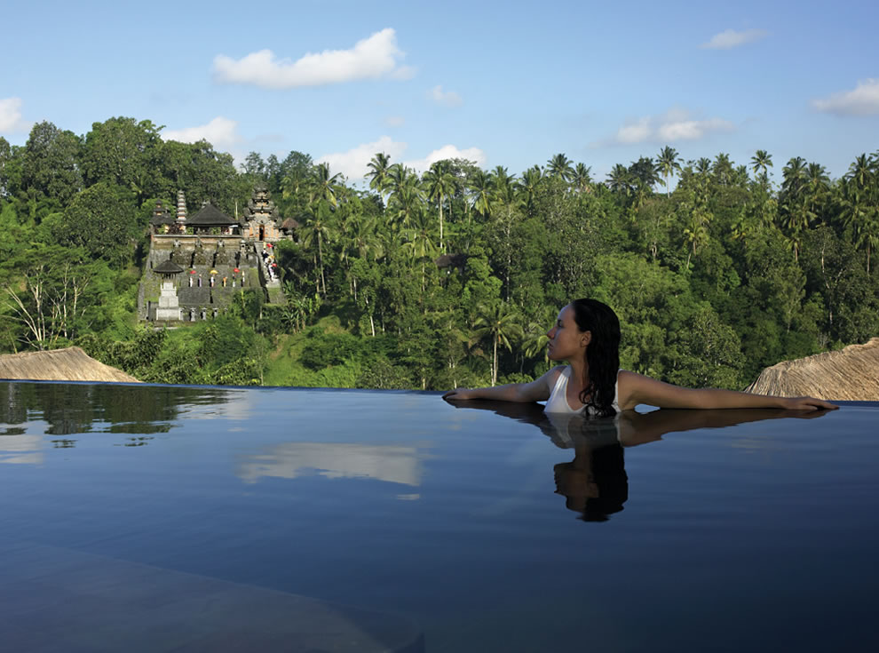Boutique Hotel Ubud Hanging Gardens in Bali