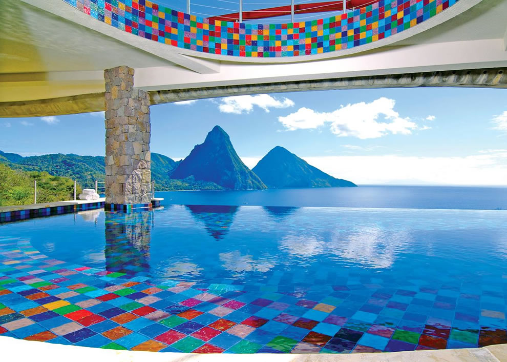 Outstanding St. Lucia Pool 990 x 706 · 168 kB · jpeg