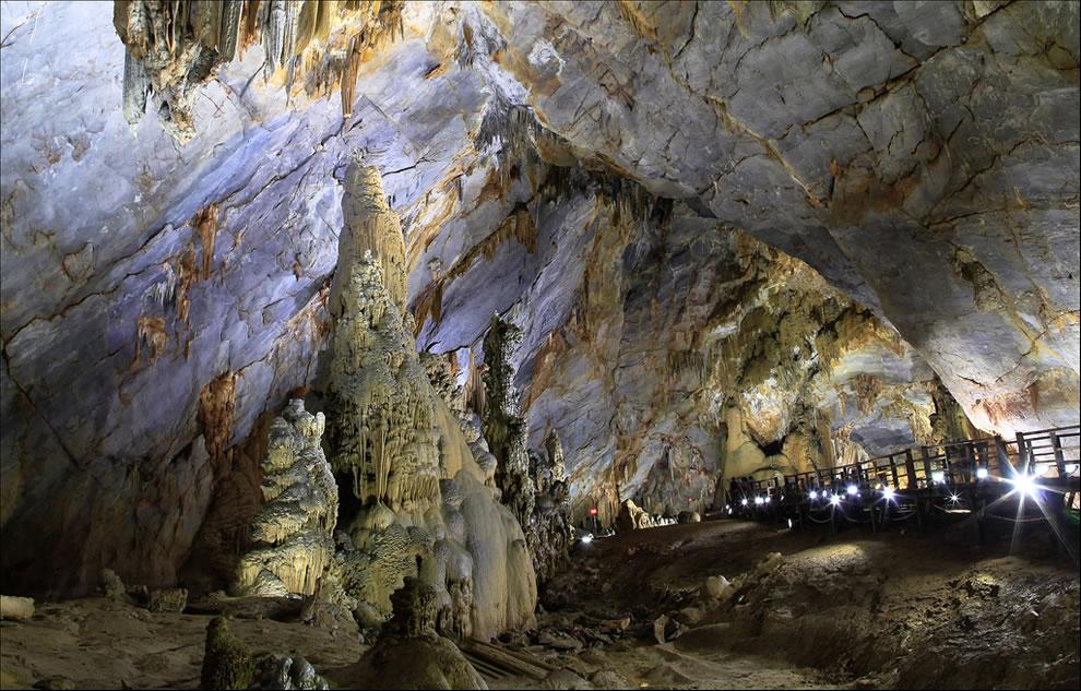 Phong Nha Ke Bang National Park, Paradise Cave