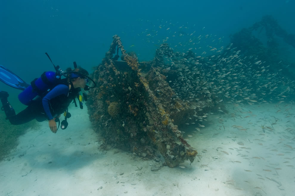 Underwater Archaeology at Dry Tortuga