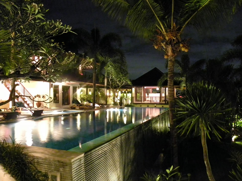 Villa Coraffan (Canggu District) infinity pool