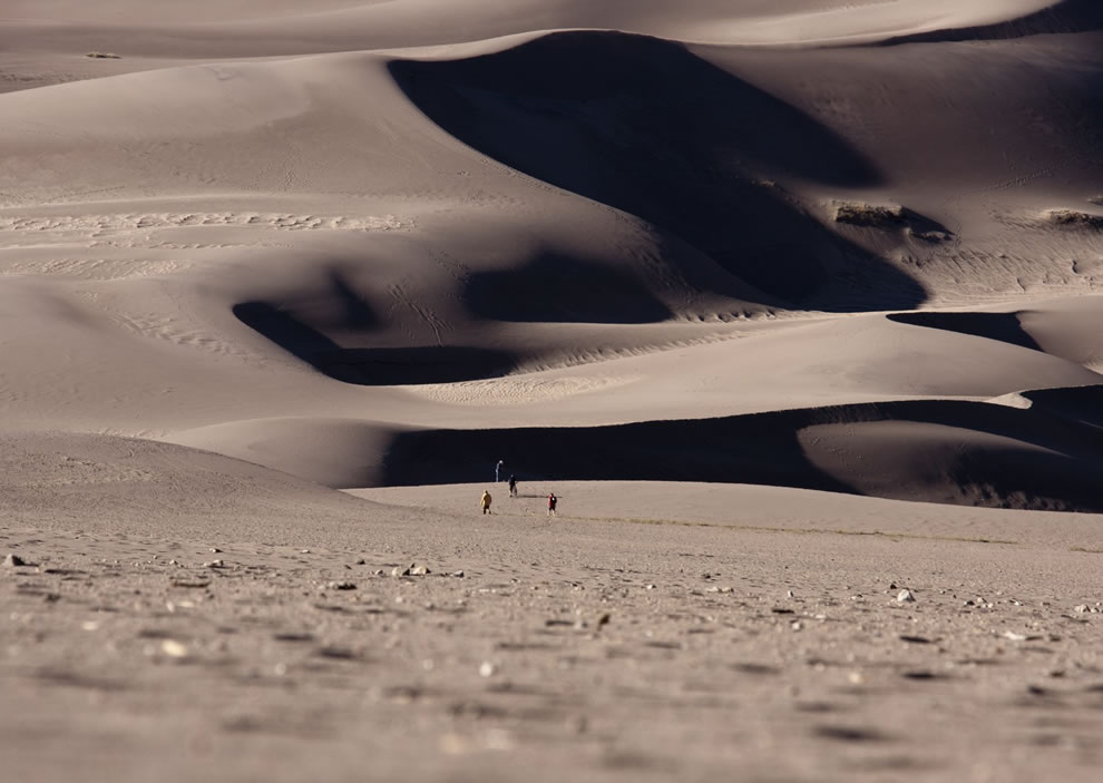 Great Sand Dunes Travel Portraits