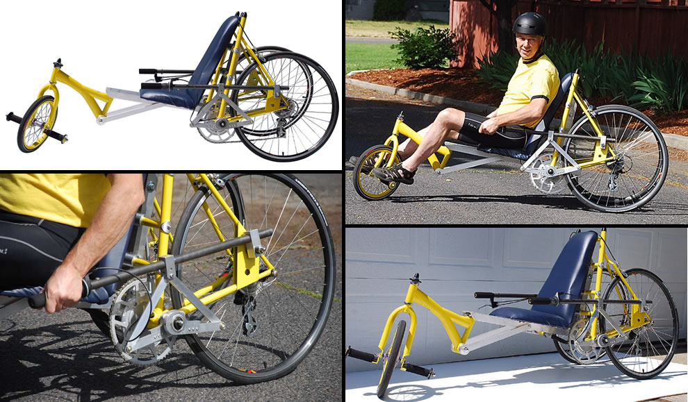 Catapult by Tom Robbins Design wheelchair design concepts