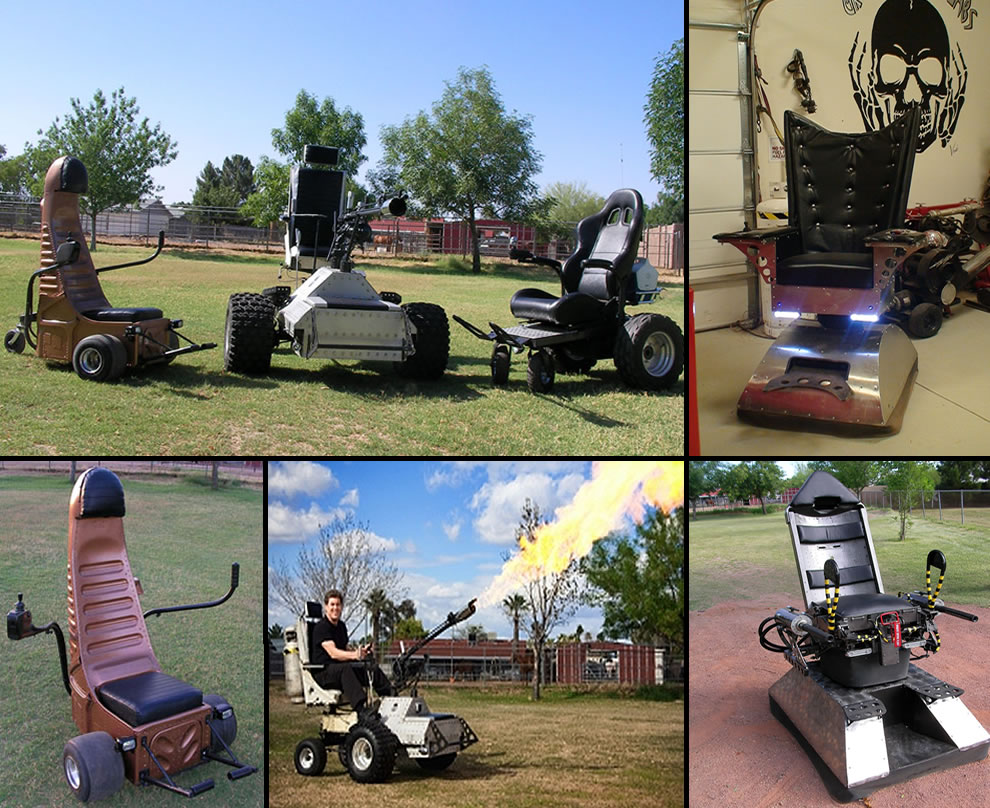 Greathouse Labs Wheelchairs & Mobility Devices wheelchair designs