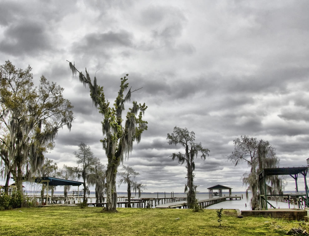 Lake Verret, Louisiana