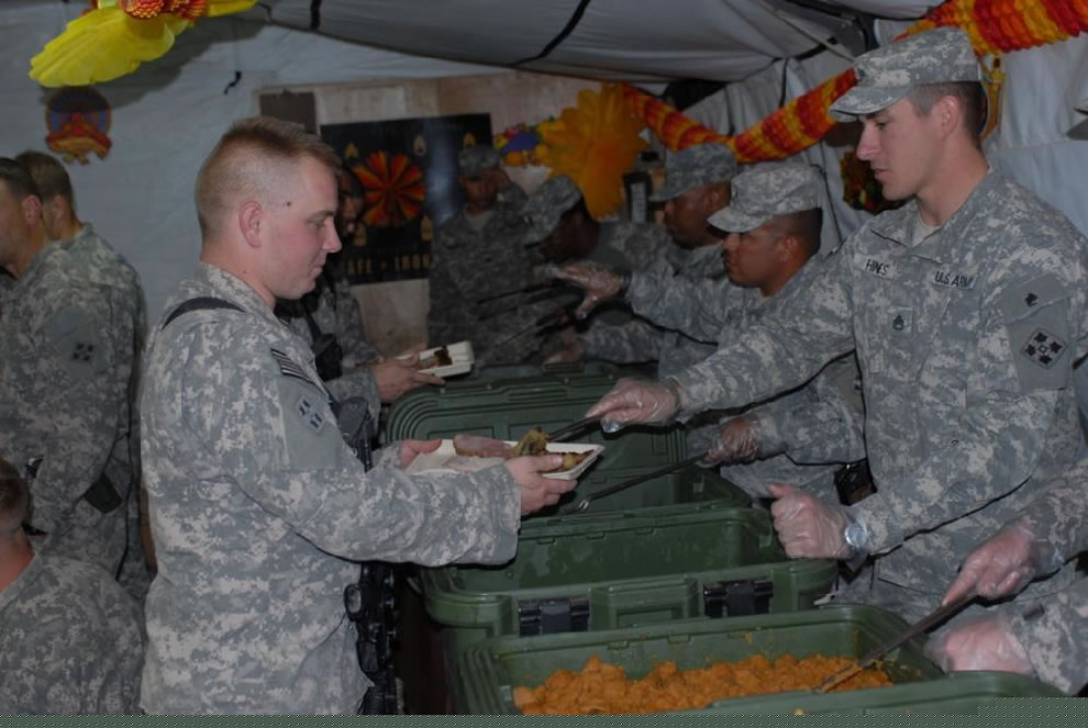 Thanksgiving Alpha Company