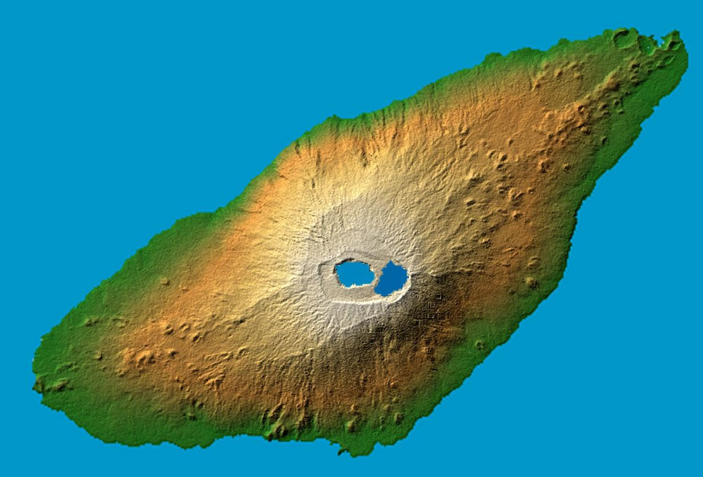 Aoba, also known as Ambae or Leper's Island, is an island in the South Pacific island nation of Vanuatu