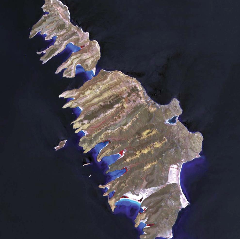 Isla Espíritu Santo and Isla Partida, Mexico