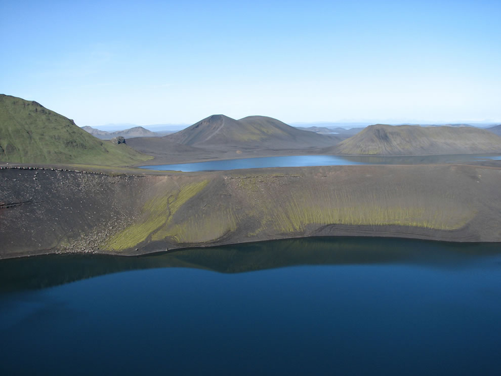 Ljtipollur, Landmannalaugar