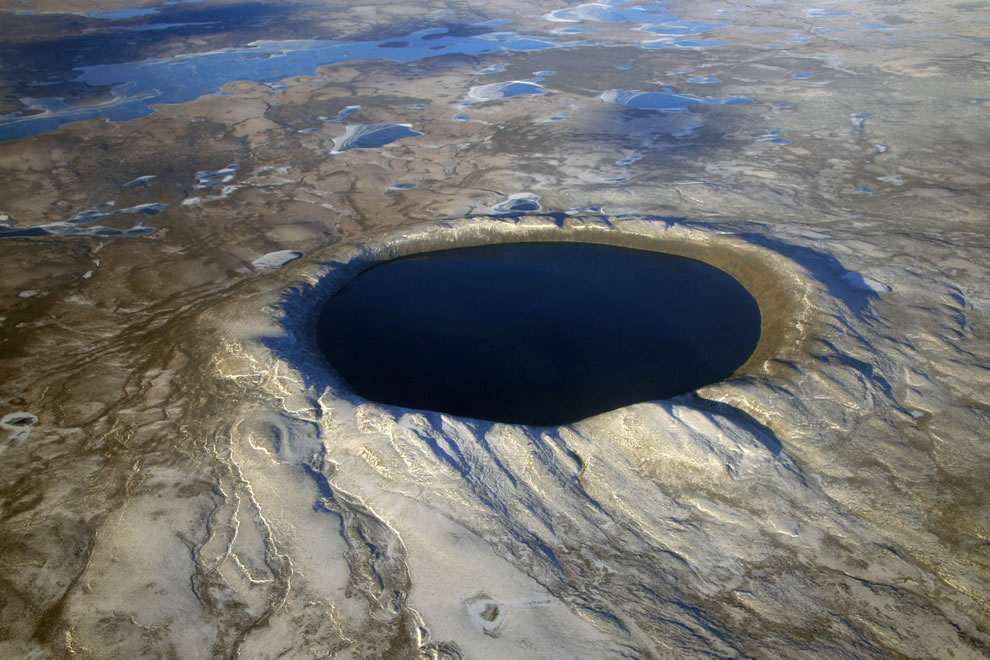 Pingualuit Crater