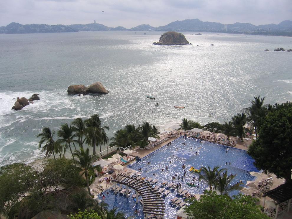 Acapulco Dorado Area in Acapulco, Guerrero, Mexico