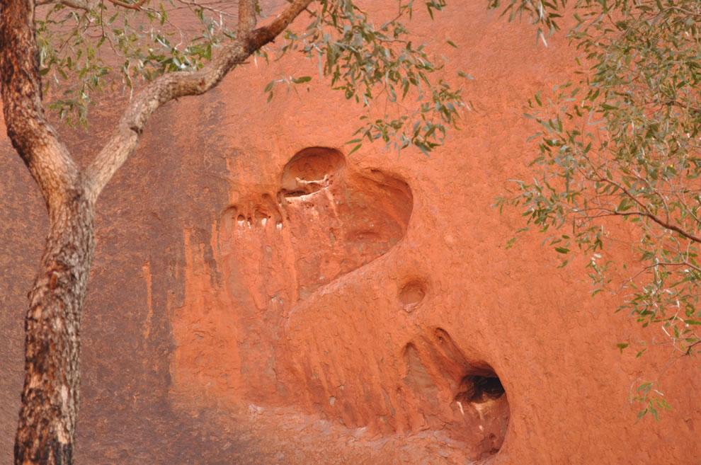 Heart of Uluru Australia