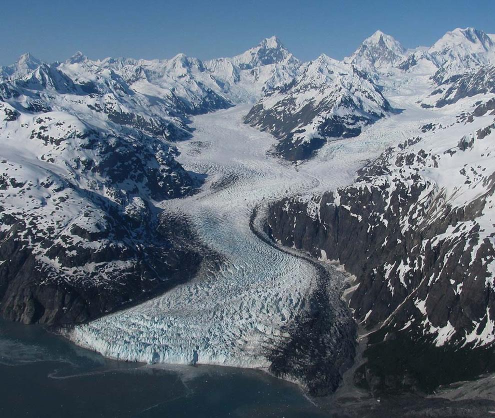 Marjorie Glacier, Glacier Bay National Park & Preserve
