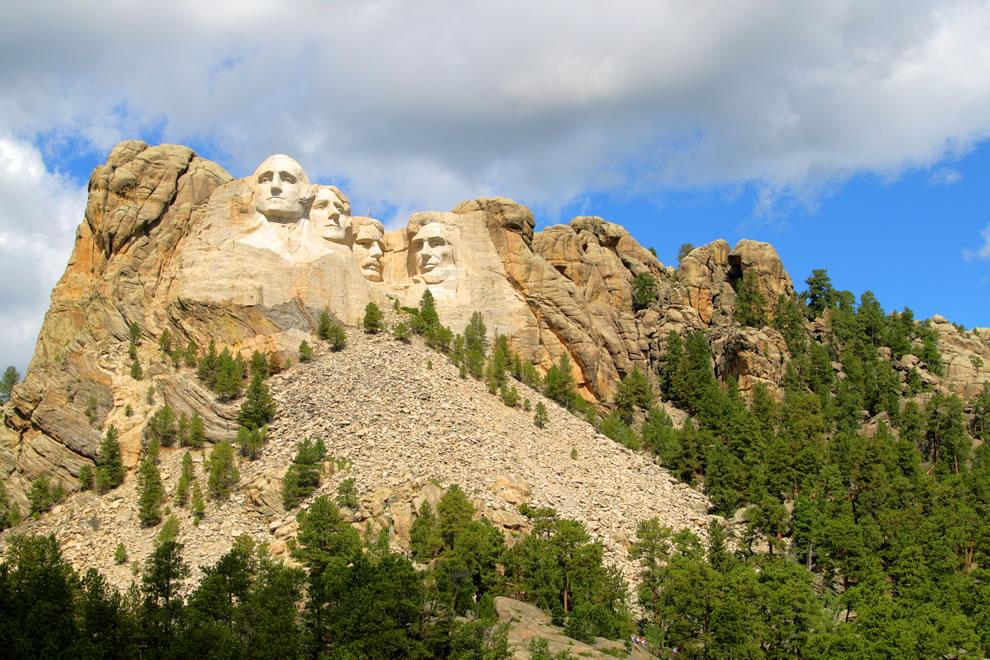 Mount Rushmore HDR