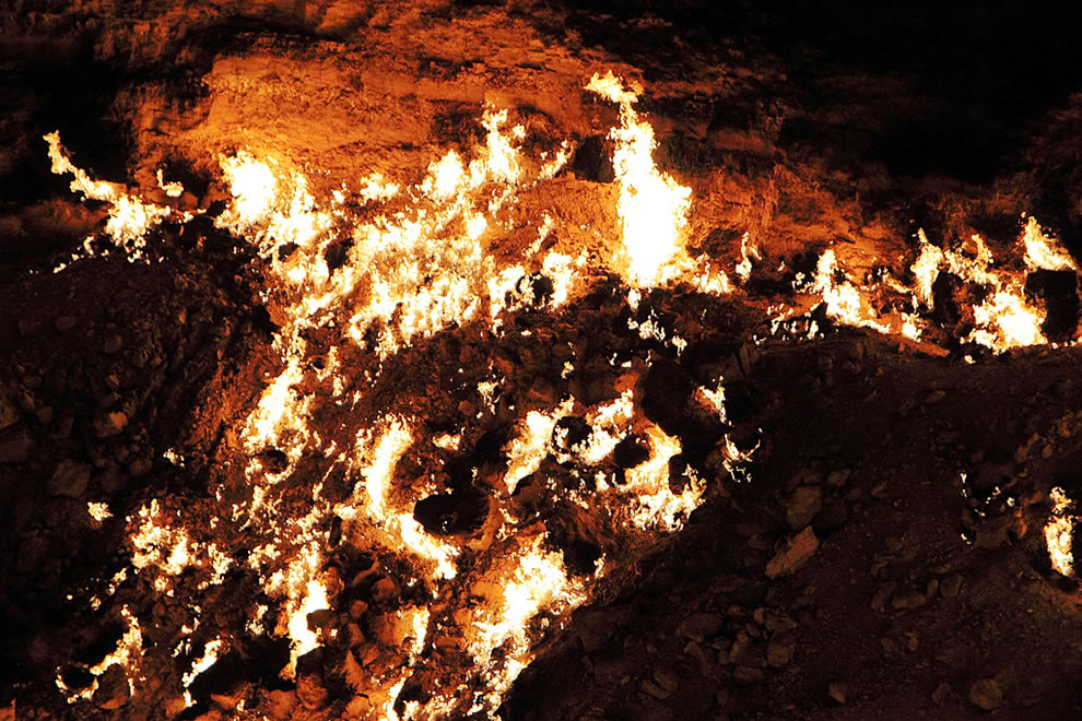 Door to Hell In Need of Brimstone