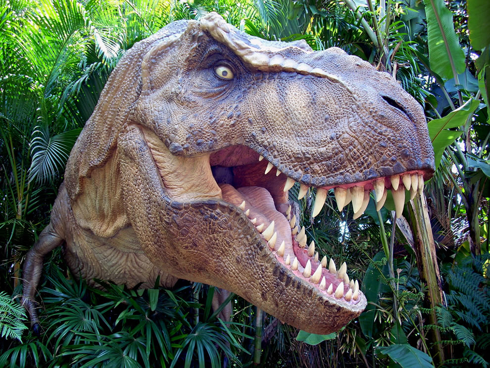 Jurassic Park T-Rex Dinosaur, Scientists want resurrect 24 extinct animals but not recreate dinosaurs such as in Jurassic Park