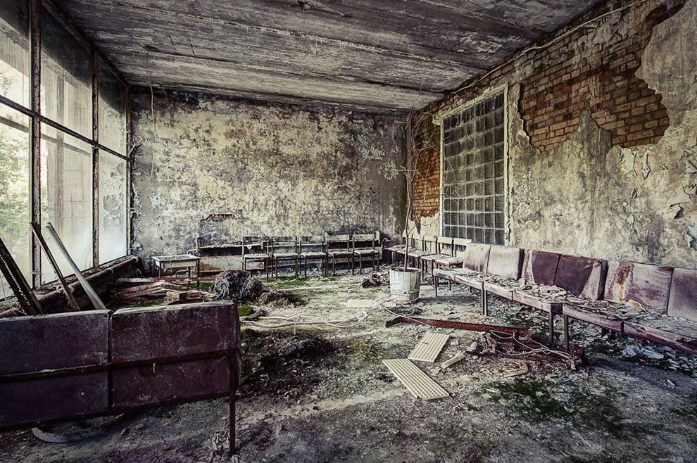 May 27, 2012 Chernobyl hospital