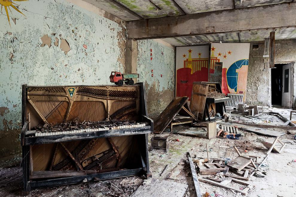 Pripyat - Kindergarten 'Ivushka' (Ивушка)