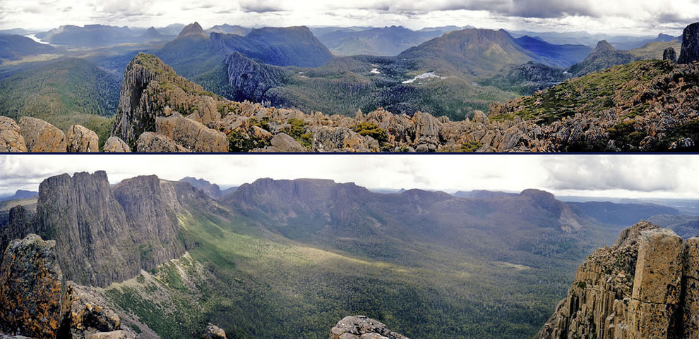 Tasmanian Wilderness World Heritage Area