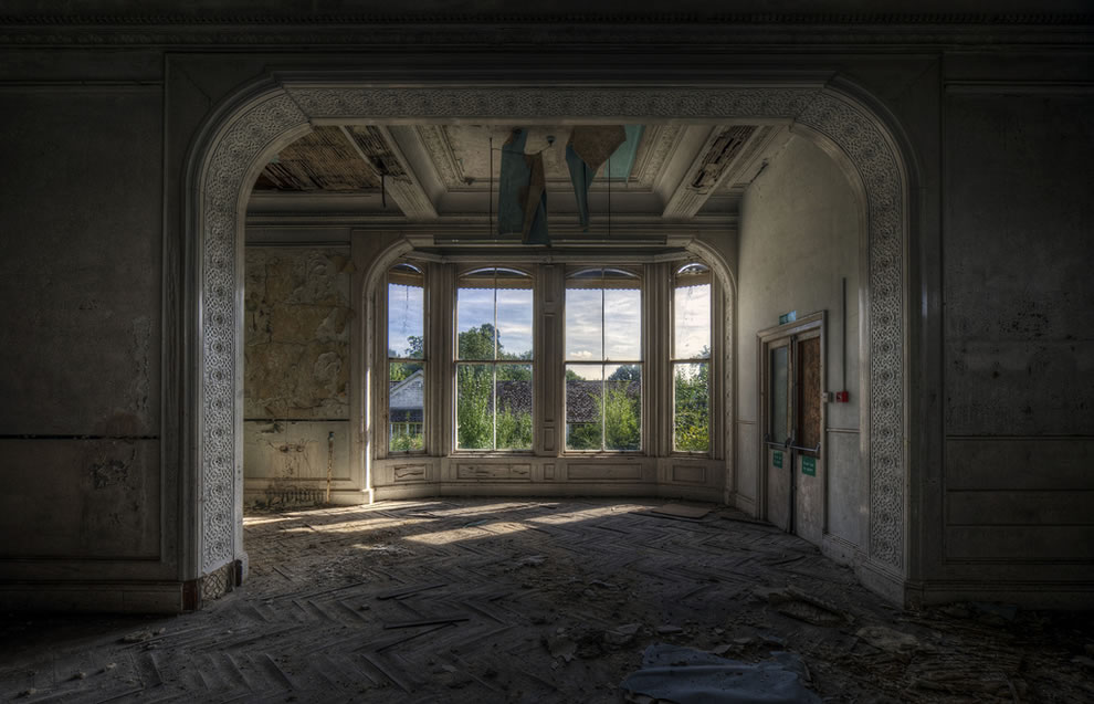 Inside Abandoned Girls School