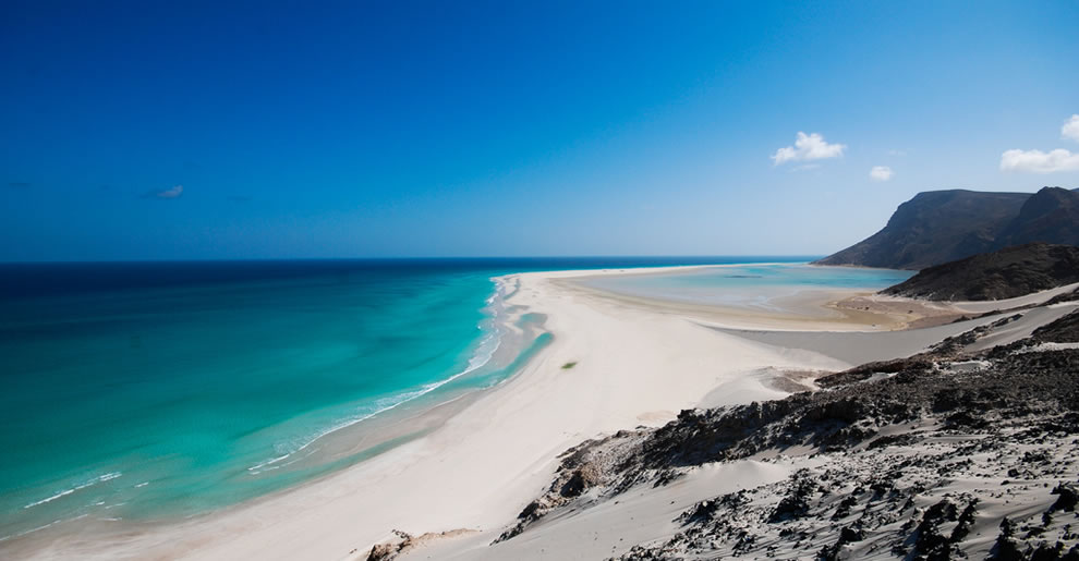 Island of Bliss, Socotra Island, Qualansia