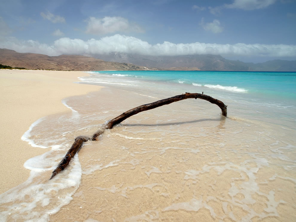 Socotra Island, Yemen, is an isolated getaway for adventurers and nature lovers