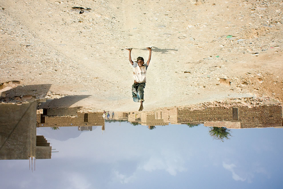 Socotra, Yemen, is a world that is so peculiar and unusual that it seems upside down