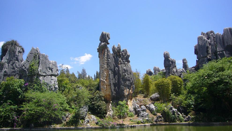 Stone Forest, Ashima rock