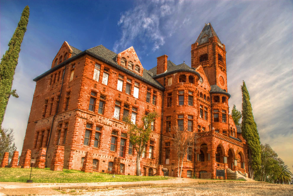 The Preston School of Industry, also known as Preston Castle, was formerly one of the oldest and best-known reform schools in the United States, abandoned 1960
