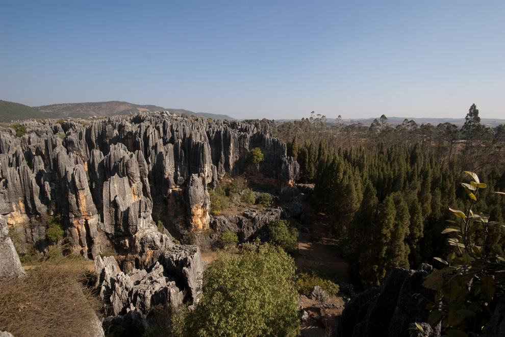 The Stone Forest or Shilin