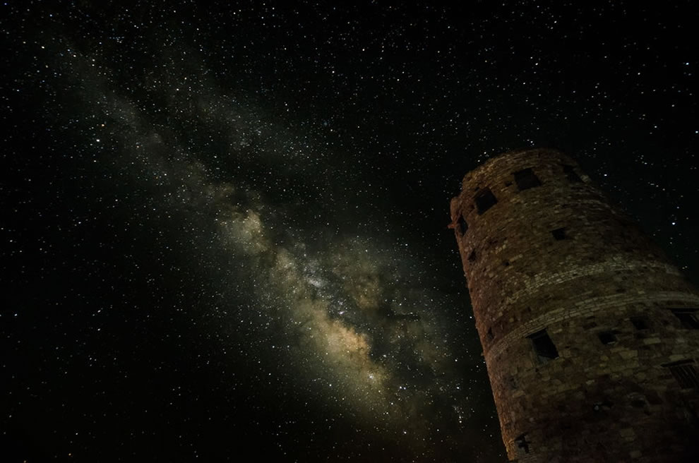 Milky Way Watchtower