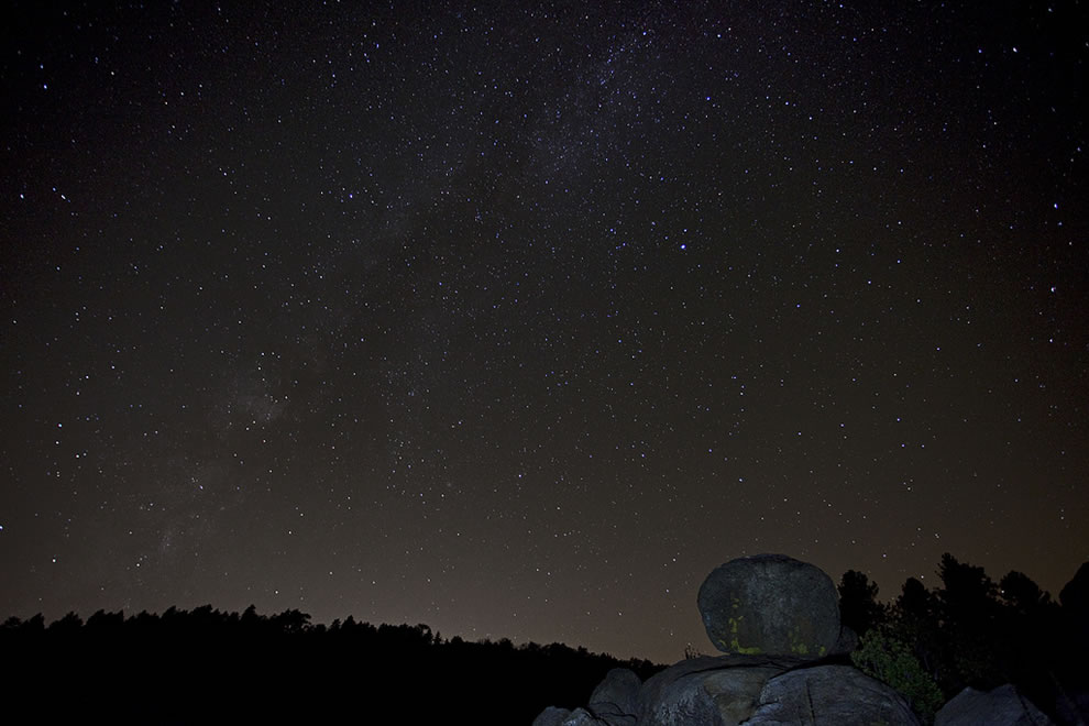 Starry Night at Laguna Campground