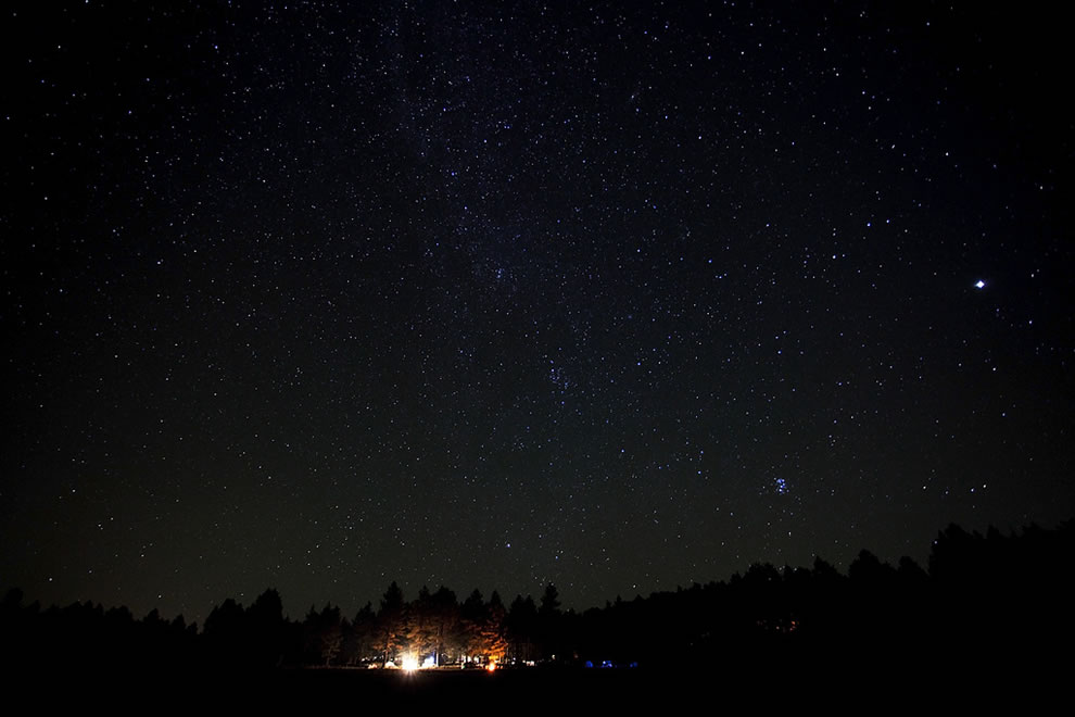 Stars Over Laguna Campground