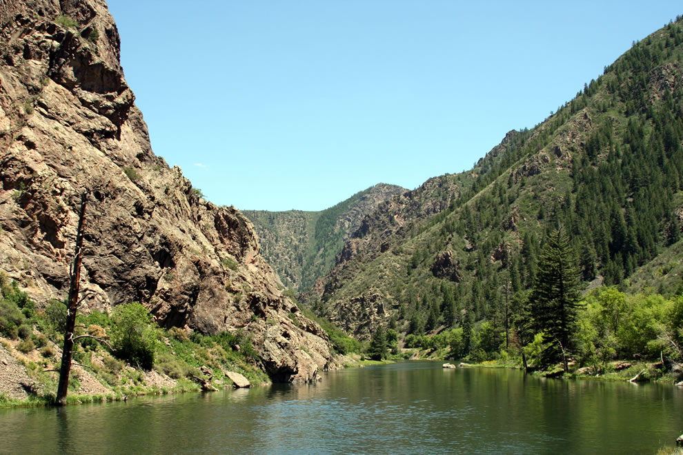 River rafting and climbing adventures await at Black Canyon of the Gunnison National Park