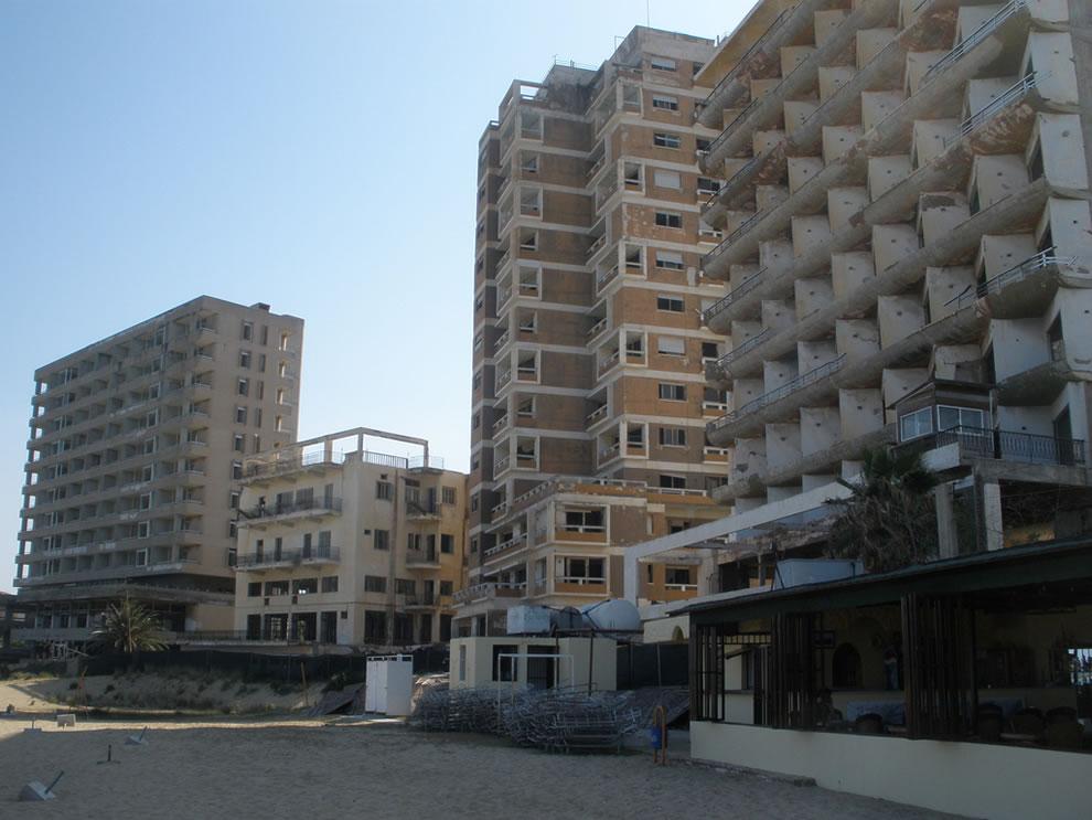 Varosha, Famagusta Cyprus in 2010