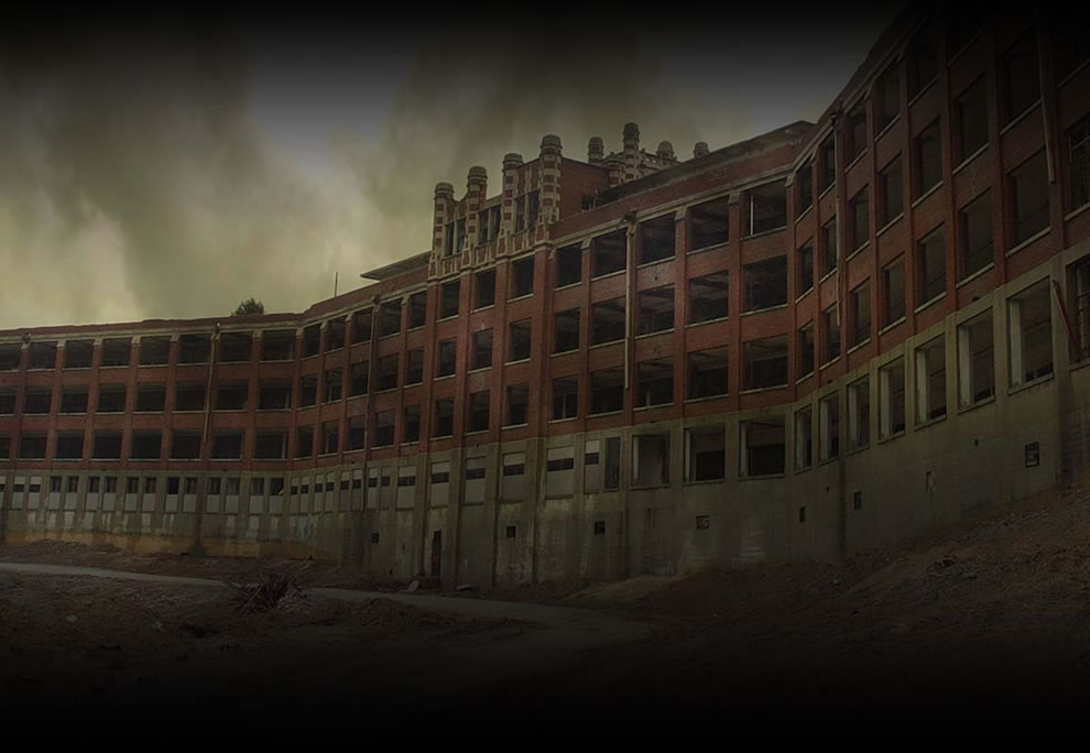 Spooky Waverly Hills Sanatorium