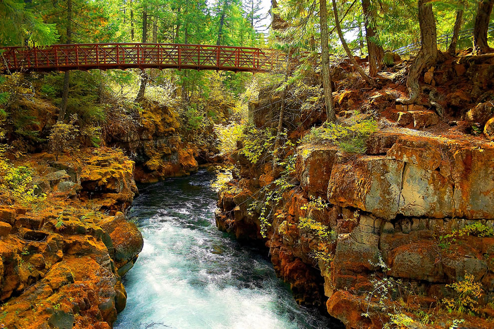 Rogue River and Kalmiopsis Wilderness located within the Rogue River-Siskiyou National Forest
