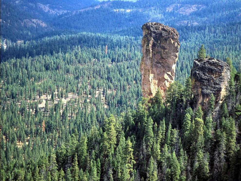 Steins Pillar, Ochoco National Forest, Oregon