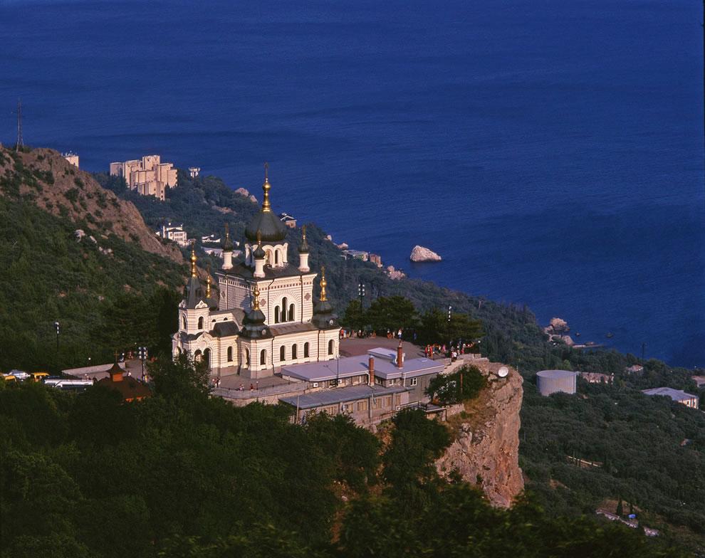 Church of Christ's Resurrection in Foros, Crimea