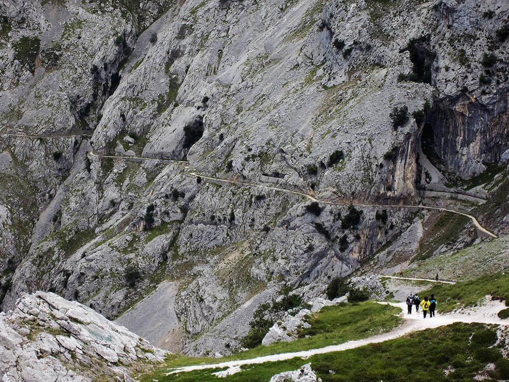 Garganta del Cares Trail, Picos de Europa